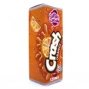 Crash Orange 120ml SALT 3
