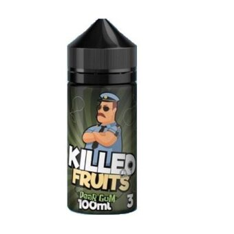 KILLED FRUITS PEAR GUM 100 ml