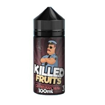 KILLED FRUITS CRANBERRY MINE 100 ml