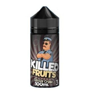 KILLED FRUITS CREAM CRIME 100 ml
