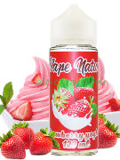 Vape Nation STRAWBERRY YOGHURT 120 ml