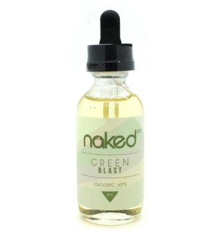 NAKED GREEN BLAST 60ml