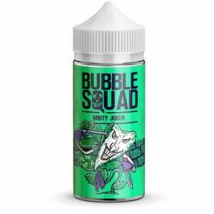 Bubble Squad-Minty joker 120ml  за 400 руб.