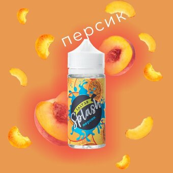 Splash Salt Персик 100 ml