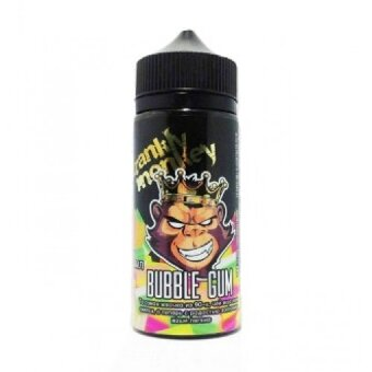 Frankly Monkey Bubble Gum 120ml