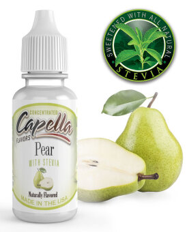 Pear with Stevia CF