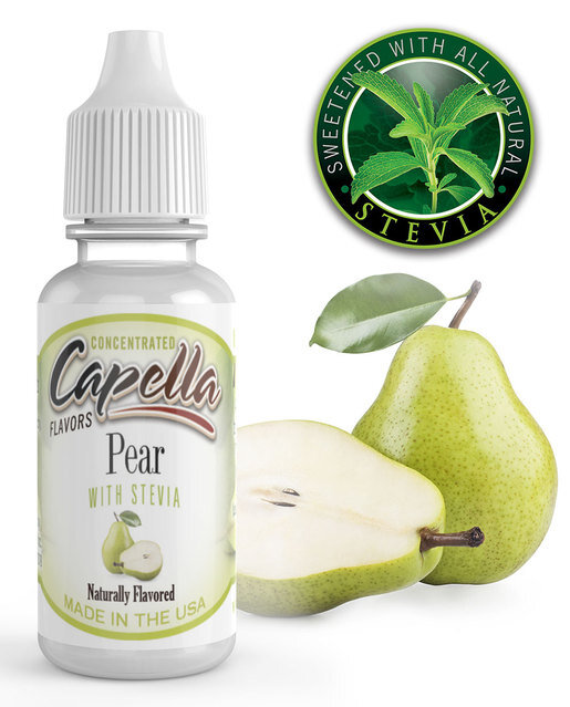 Ароматизатор Capella Pear with Stevia CF  за 149 руб.