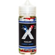 X3 YOGURT FOREST BERRY 120ml