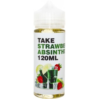 TAKE Strawberry Absinthe 120 ml