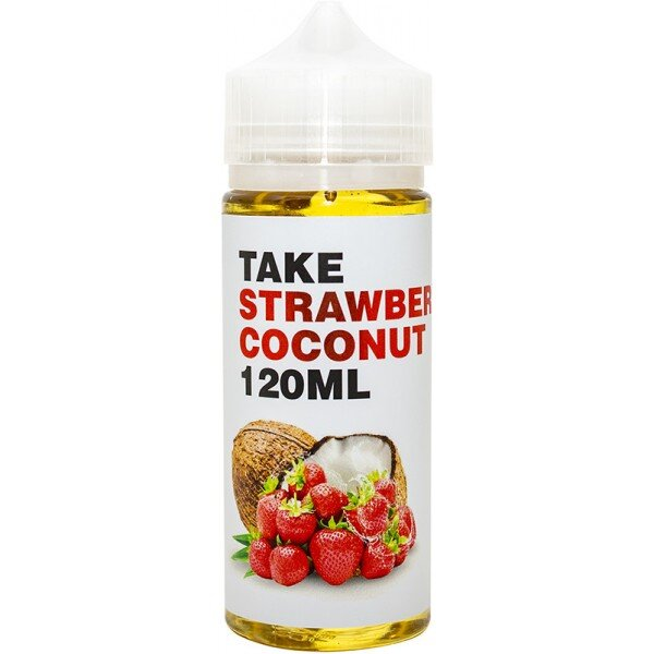 TAKE Strawberry Coconut 120 ml за 400 руб.