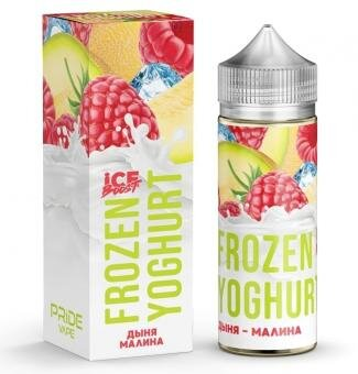Frozen Yoghurt (Ice Boost) Дыня - Малина 120ml