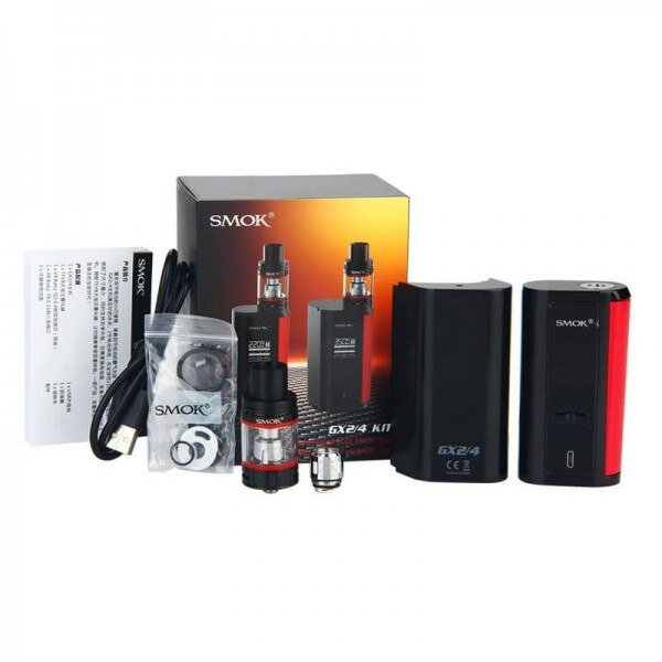 SMOK GX2/4 + TFV8 BIG BABY Kit за 3 000 руб.