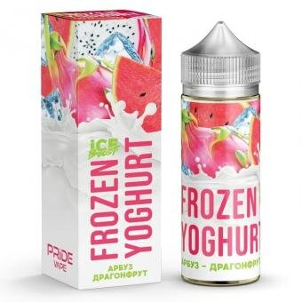 Frozen Yoghurt (Ice Boost) Арбуз - Драгонфрут 120ml
