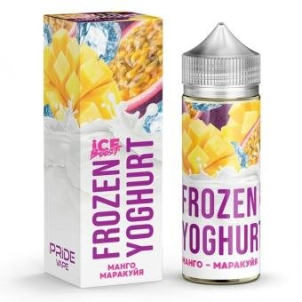 Frozen Yoghurt (Ice Boost) Манго - Маракуйя 120ml за 450 руб.