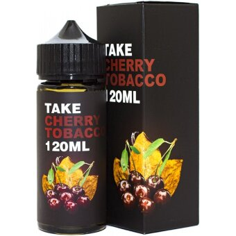 TAKE Cherry tobacco 120 ml
