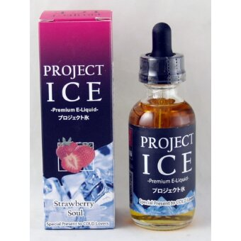Project ICE Strawberry Soul 60 мл