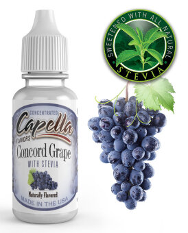 Concord Grape with Stevia CF