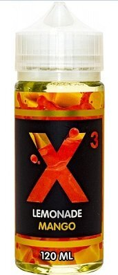 X3 LEMONADE MANGO 120ml за 300 руб.
