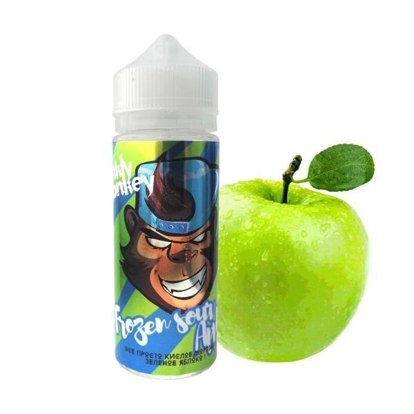 Frankly Monkey Frozen Sour Apple 120ml