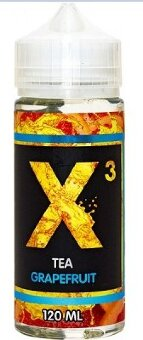 X3 TEA Grapefruit 120ml