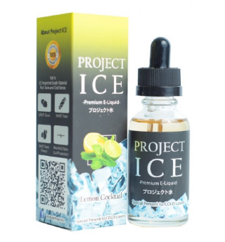 Project ICE Lemon Cocktail 60 мл